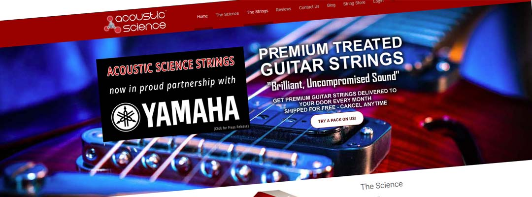 Acoustic Science Strings